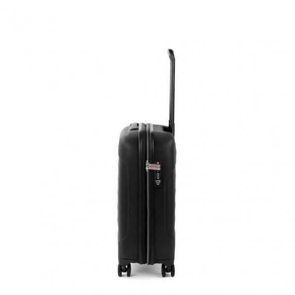 قیمت و خرید چمدان رونکاتو ایران مدل فایبر لایت رونکاتو رنگ مشکی سایز کابین رونکاتو ایتالیا – roncatoiran FIBER LIGHT RONCATO ITALY 41915301 2
