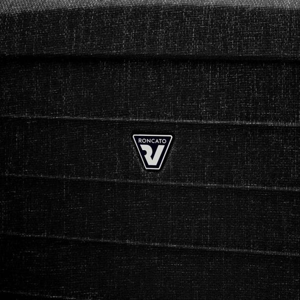 قیمت و خرید چمدان رونکاتو ایران مدل فایبر لایت رونکاتو رنگ مشکی سایز کابین رونکاتو ایتالیا – roncatoiran FIBER LIGHT RONCATO ITALY 41915301 6