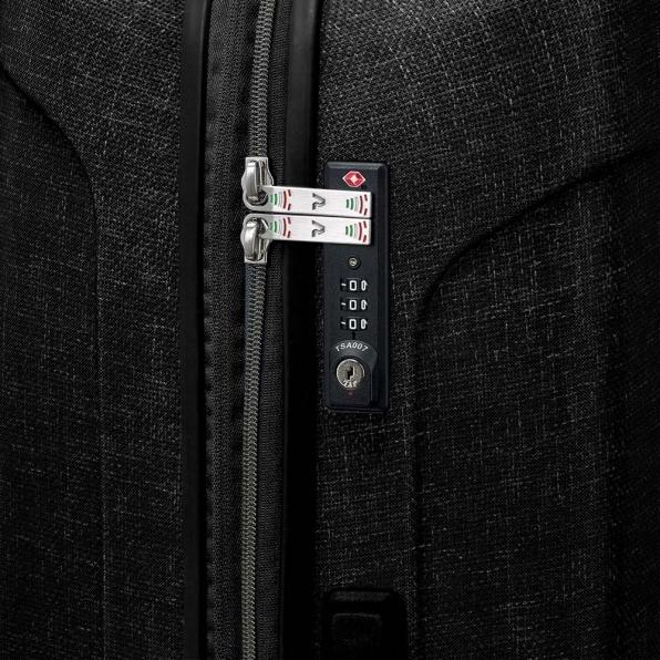قیمت و خرید چمدان رونکاتو ایران مدل فایبر لایت رونکاتو رنگ مشکی سایز کابین رونکاتو ایتالیا – roncatoiran FIBER LIGHT RONCATO ITALY 41915301 7
