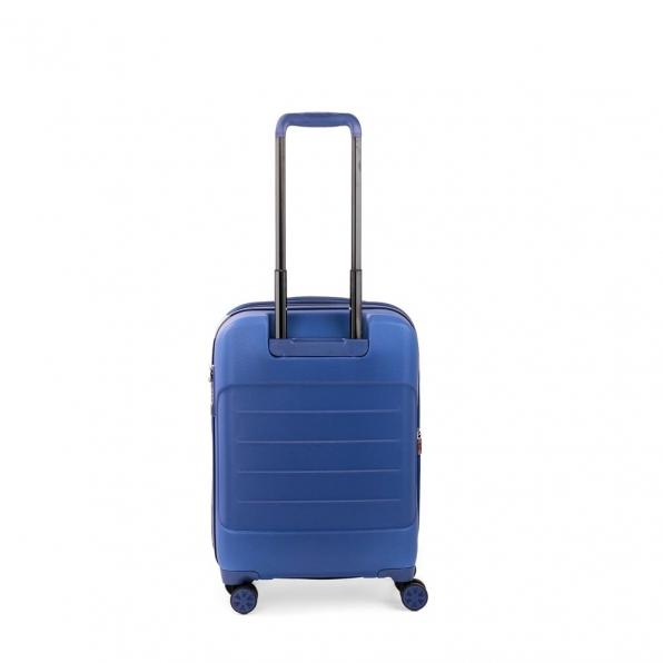 خرید و قیمت چمدان رونکاتو مدل فایبر لایت رونکاتو ایران رنگ سرمه ای سایز کابین رونکاتو ایتالیا – roncatoiran FIBER LIGHT RONCATO ITALY 41915303 1