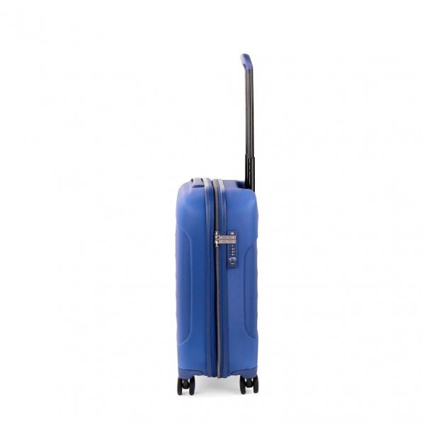 خرید و قیمت چمدان رونکاتو مدل فایبر لایت رونکاتو ایران رنگ سرمه ای سایز کابین رونکاتو ایتالیا – roncatoiran FIBER LIGHT RONCATO ITALY 41915303 2