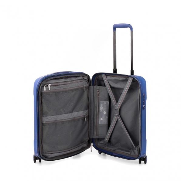 خرید و قیمت چمدان رونکاتو مدل فایبر لایت رونکاتو ایران رنگ سرمه ای سایز کابین رونکاتو ایتالیا – roncatoiran FIBER LIGHT RONCATO ITALY 41915303 4