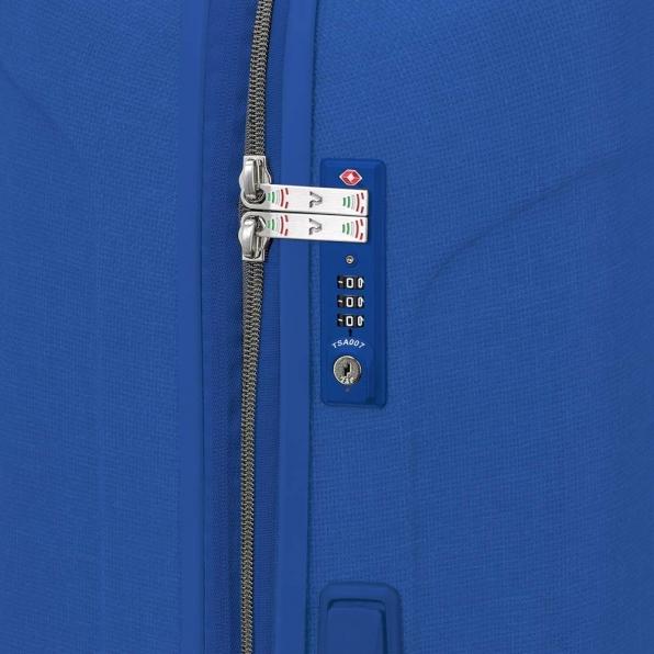 خرید و قیمت چمدان رونکاتو مدل فایبر لایت رونکاتو ایران رنگ سرمه ای سایز کابین رونکاتو ایتالیا – roncatoiran FIBER LIGHT RONCATO ITALY 41915303 7