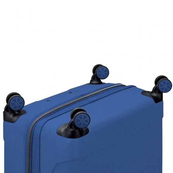 خرید و قیمت چمدان رونکاتو مدل فایبر لایت رونکاتو ایران رنگ سرمه ای سایز کابین رونکاتو ایتالیا – roncatoiran FIBER LIGHT RONCATO ITALY 41915303 8