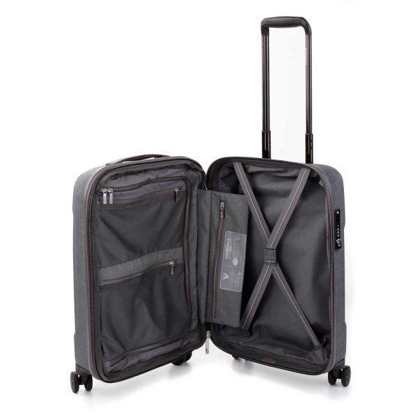 خرید و قیمت چمدان رونکاتو مدل فایبر لایت رونکاتو ایران رنگ نوک مدادی سایز کابین رونکاتو ایتالیا – roncatoiran FIBER LIGHT RONCATO ITALY 41915322 3