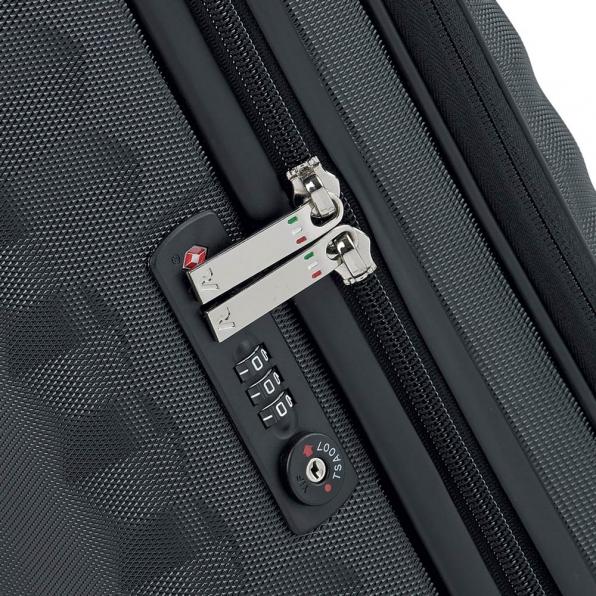 خرید چمدان رونکاتو ایران مدل اُنو بیز سایز کابین رنگ مشکی رونکاتو ایتالیا – RONCATO ITALY UNO BIZ 41952301 roncatoiran 6