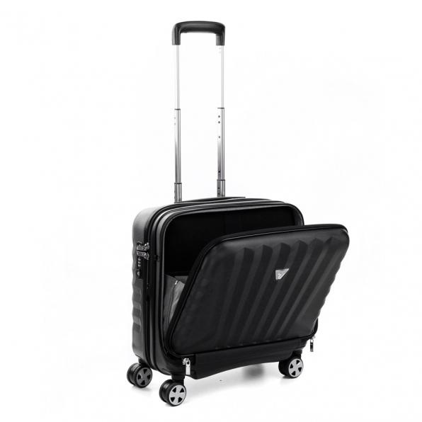 قیمت و خرید چمدان رونکاتو ایتالیا مدل اُنو بیز سایز کابین رنگ مشکی رونکاتو ایران – roncatoiran UNO BIZ RONCATO ITALY 41953401 1