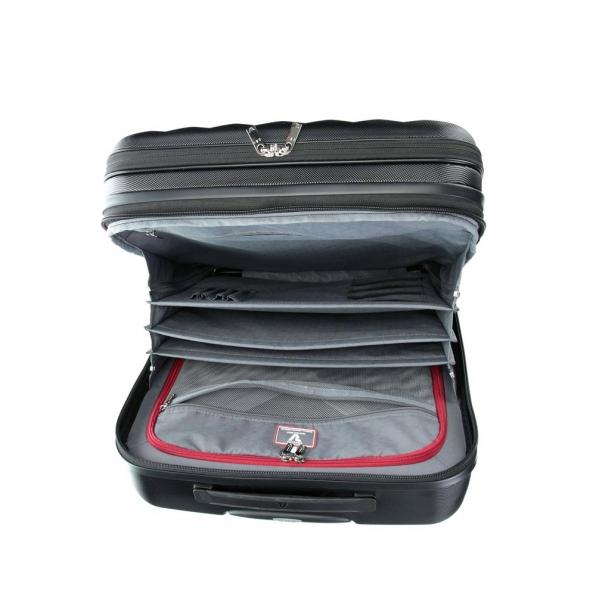 قیمت و خرید چمدان رونکاتو ایتالیا مدل اُنو بیز سایز کابین رنگ مشکی رونکاتو ایران – roncatoiran UNO BIZ RONCATO ITALY 41953401 2
