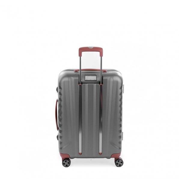 خرید و قیمت چمدان رونکاتو مدل اُنو دی ال ایکس رنگ نقره ای رونکاتو ایران سایز متوسط رونکاتو ایتالیا – roncatoiran UNO DLX RONCATO ITALY 41955245 2