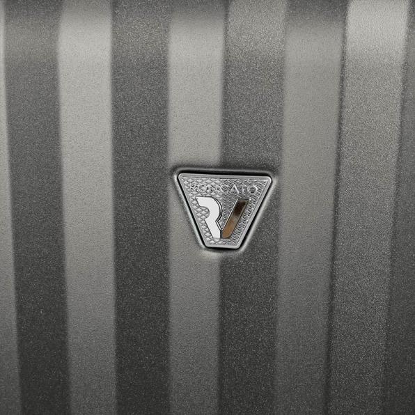 خرید و قیمت چمدان رونکاتو مدل اُنو دی ال ایکس رنگ نقره ای رونکاتو ایران سایز متوسط رونکاتو ایتالیا – roncatoiran UNO DLX RONCATO ITALY 41955245 5