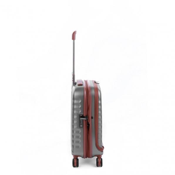 قیمت چمدان رونکاتو مدل اُنو دی ال ایکس رنگ نقره ای رونکاتو ایران سایز کابین رونکاتو ایتالیا – roncatoiran UNO DLX RONCATO ITALY 41955345 2