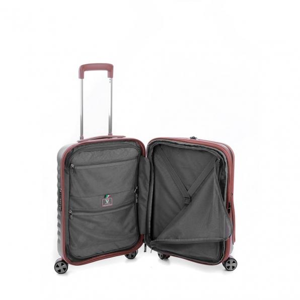 قیمت چمدان رونکاتو مدل اُنو دی ال ایکس رنگ نقره ای رونکاتو ایران سایز کابین رونکاتو ایتالیا – roncatoiran UNO DLX RONCATO ITALY 41955345 6