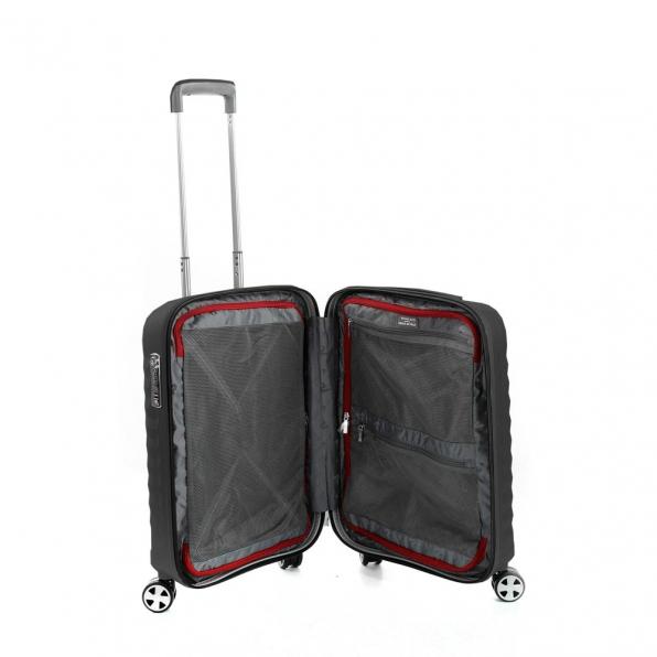 خرید و قیمت چمدان رونکاتو ایتالیا مدل اُنو زد اس ال رونکاتو ایران سایز کابین رنگ مشکی   – roncatoiran UNO ZSL PREMIUM 2.0 RONCATO ITALY 54630101 1