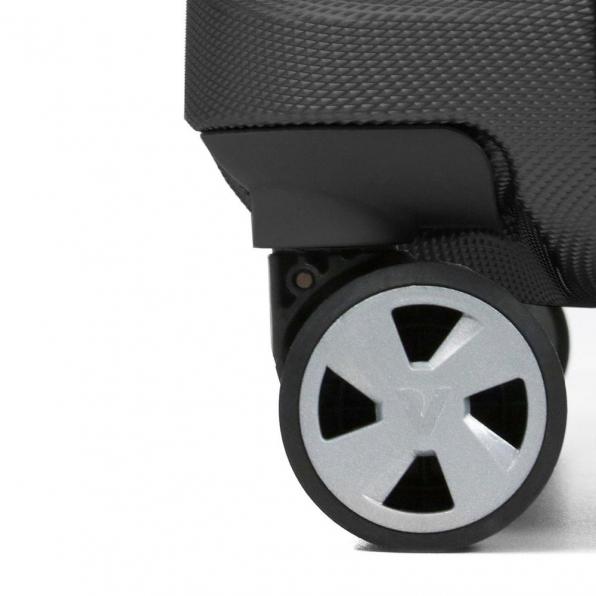 خرید و قیمت چمدان رونکاتو ایتالیا مدل اُنو زد اس ال رونکاتو ایران سایز کابین رنگ مشکی   – roncatoiran UNO ZSL PREMIUM 2.0 RONCATO ITALY 54630101 4