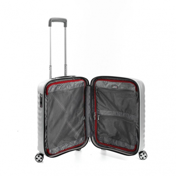 خرید و قیمت چمدان رونکاتو ایتالیا مدل اونو زد اس ال رونکاتو ایران سایز کابین رنگ خاکستری – roncatoiran UNO ZSL PREMIUM 2.0 RONCATO ITALY 54640225 1
