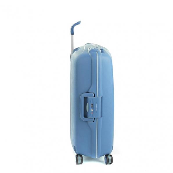 خرید و قیمت چمدان رونکاتو ایران مدل لایت رنگ آبی سایز بزرگ رونکاتو ایتالیا – roncatoiran LIGHT RONCATO ITALY 50071133 1