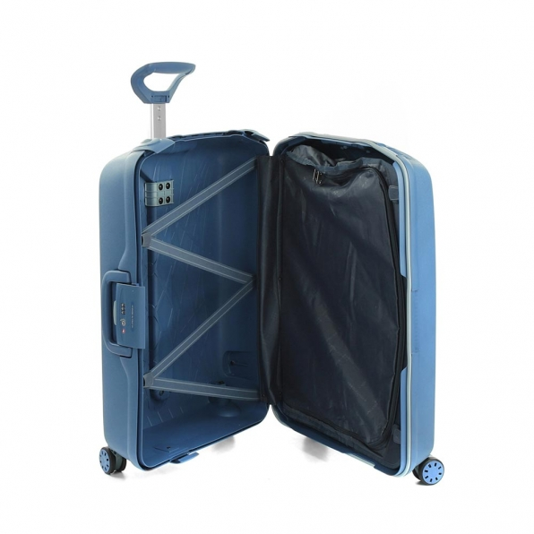 خرید و قیمت چمدان رونکاتو ایران مدل لایت رنگ آبی سایز بزرگ رونکاتو ایتالیا – roncatoiran LIGHT RONCATO ITALY 50071133 2