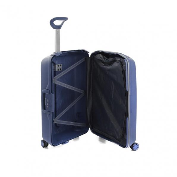خرید و قیمت چمدان رونکاتو ایران مدل لایت رنگ سرمه ای سایز متوسط رونکاتو ایتالیا – roncatoiran LIGHT RONCATO ITALY 50071283 2