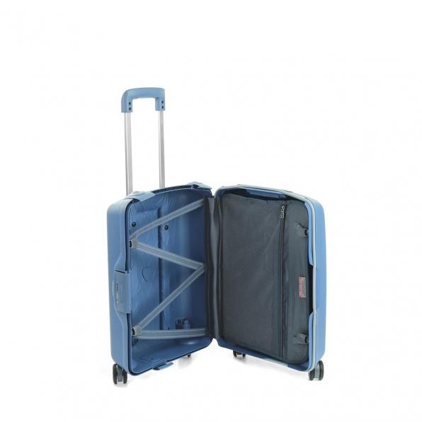 خرید و قیمت چمدان رونکاتو ایران مدل لایت رنگ آبی سایز کابین رونکاتو ایتالیا – roncatoiran LIGHT RONCATO ITALY 50071433 2