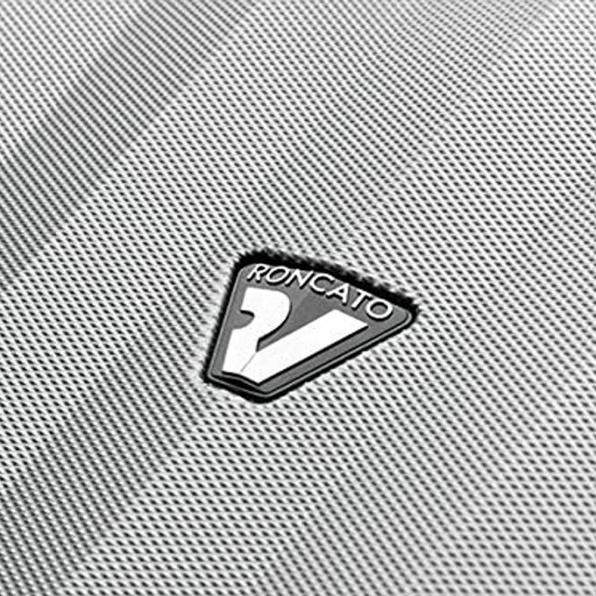 خرید و قیمت چمدان رونکاتو ایران مدل اونو اس ال سایز بزرگ رنگ نقره ای رونکاتو ایتالیا – roncatoiran UNO SL RONCATO ITALY 51410225 4