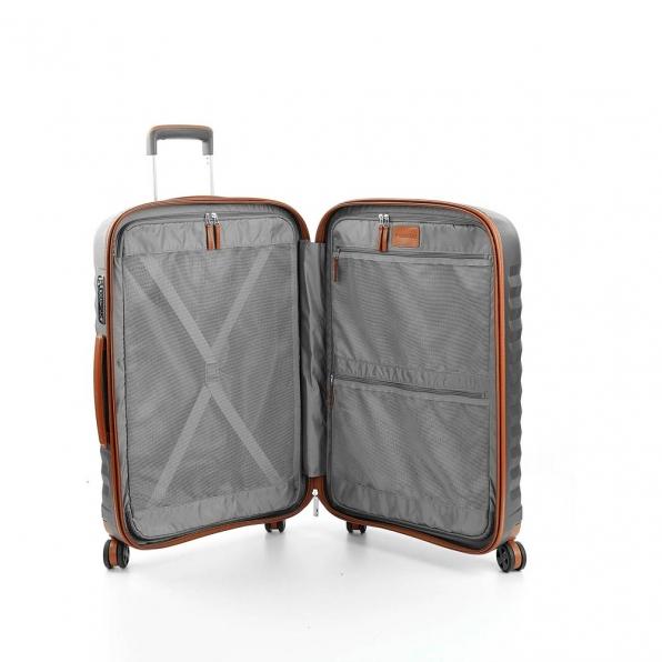 قیمت و خرید چمدان رونکاتو مدل الیت رونکاتو ایران سایز متوسط رنگ بژ رونکاتو ایتالیا – roncatoiran E - LITE RONCATO ITALY 52213445 2