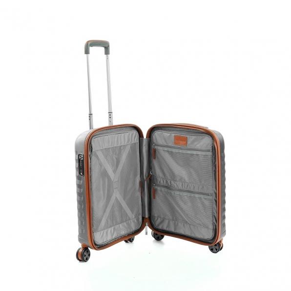 خرید و قیمت چمدان رونکاتو ایران مدل الیت سایز کابین رنگ بژ رونکاتو ایتالیا – roncatoiran E - LITE RONCATO ITALY 52233445 2