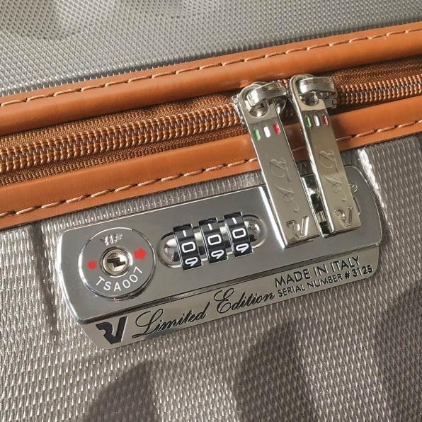 خرید و قیمت چمدان رونکاتو ایران مدل الیت سایز کابین رنگ بژ رونکاتو ایتالیا – roncatoiran E - LITE RONCATO ITALY 52233445 4
