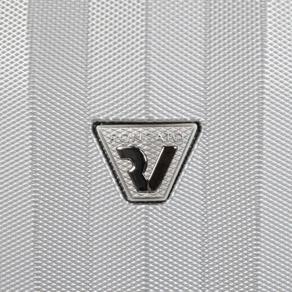 قیمت و خرید چمدان رونکاتو ایتالیا مدل اونو زد اس ال سایز متوسط رنگ خاکستری رونکاتو ایران  – roncatoiran UNO ZSL PREMIUM 2.0 RONCATO ITALY 54650225 4