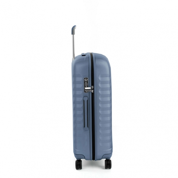 قیمت و خرید چمدان رونکاتو ایتالیا مدل اونو زد اس ال سایز متوسط رنگ سرمه ای رونکاتو ایران  – roncatoiran UNO ZSL PREMIUM 2.0 RONCATO ITALY 54650303 1