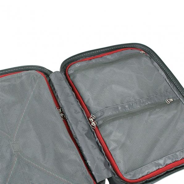 قیمت و خرید چمدان رونکاتو ایتالیا مدل اونو زد اس ال سایز متوسط رنگ سرمه ای رونکاتو ایران  – roncatoiran UNO ZSL PREMIUM 2.0 RONCATO ITALY 54650303 2