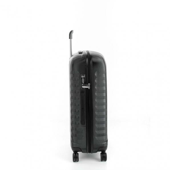 خرید چمدان رونکاتو ایتالیا مدل اونو زد اس ال سایز بزرگ رنگ مشکی رونکاتو ایران  – roncatoiranUNO ZSL PREMIUM 2.0 RONCATO ITALY 54660101 1