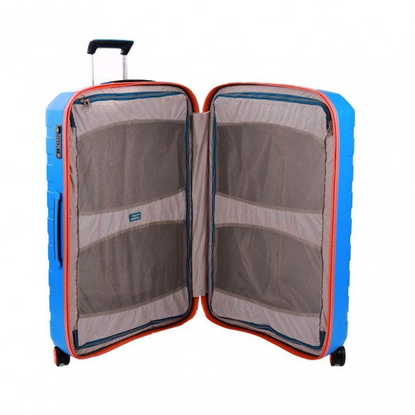 چمدان رونکاتو ایتالیا مدل باکس یانگ سایز بزرگ رنگ آبی رونکاتو ایران –  BOX YOUNG RONCATO ITALY 55411208 roncatoiran 3