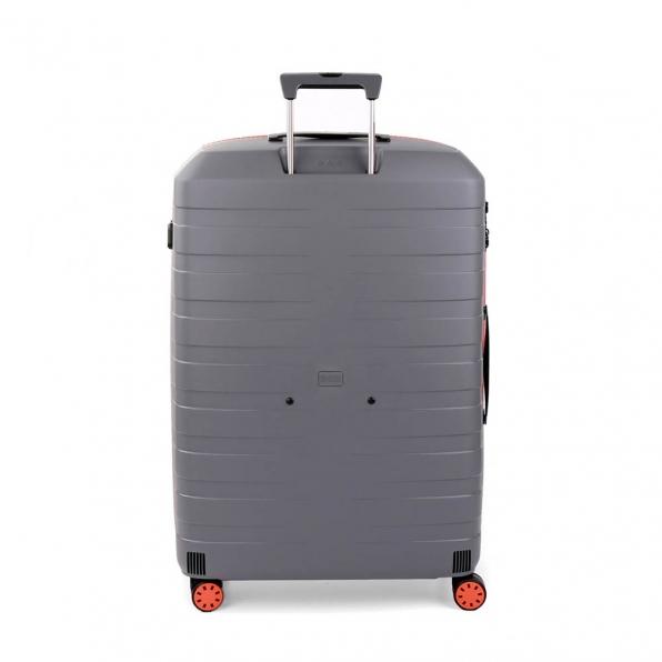 قیمت و خرید چمدان رونکاتو ایتالیا مدل باکس یانگ رونکاتو ایران رنگ خاکستری سایز بزرگ  –  BOX YOUNG RONCATO IRAN 55411220 roncatoiran 2