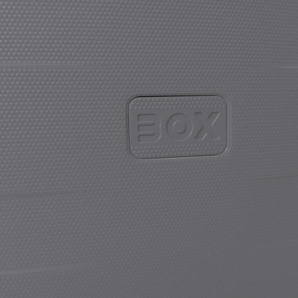 قیمت و خرید چمدان رونکاتو ایتالیا مدل باکس یانگ رونکاتو ایران رنگ خاکستری سایز بزرگ  –  BOX YOUNG RONCATO IRAN 55411220 roncatoiran 5