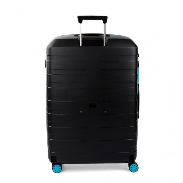قیمت و خرید چمدان رونکاتو ایتالیا مدل باکس یانگ رونکاتو ایران رنگ مشکی سایز بزرگ  –  BOX YOUNG RONCATO IRAN 55411801 roncatoiran 1