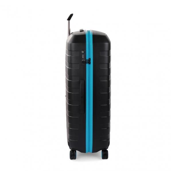 قیمت و خرید چمدان رونکاتو ایتالیا مدل باکس یانگ رونکاتو ایران رنگ مشکی سایز بزرگ  –  BOX YOUNG RONCATO IRAN 55411801 roncatoiran 2