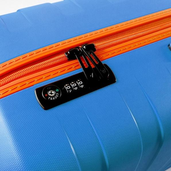 چمدان رونکاتو ایتالیا مدل باکس یانگ سایز متوسط رنگ آبی رونکاتو ایران –  BOX YOUNG MEDIUM RONCATO ITALY 55421208 roncatoiran 5