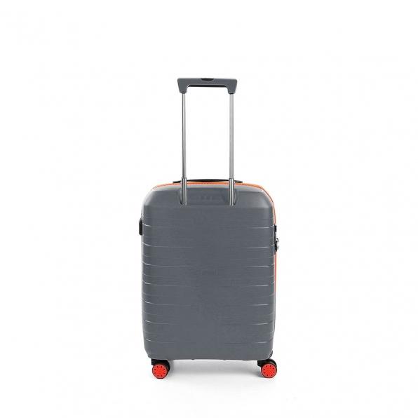 رونکاتو ایران چمدان مدل باکس یانگ سایز کابین رنگ خاکستری رونکاتو ایتالیا – roncatoiran BOX YOUNG CABIN SIZE RONCATO ITALY 55431220  2