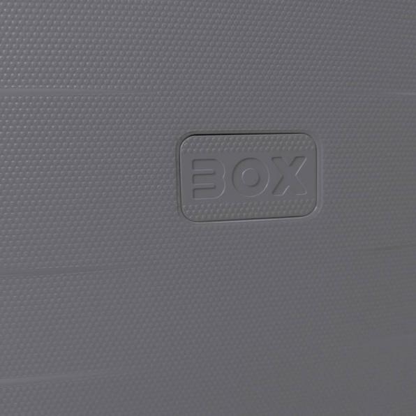 رونکاتو ایران چمدان مدل باکس یانگ سایز کابین رنگ خاکستری رونکاتو ایتالیا – roncatoiran BOX YOUNG CABIN SIZE RONCATO ITALY 55431220  4