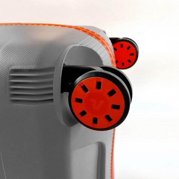 رونکاتو ایران چمدان مدل باکس یانگ سایز کابین رنگ خاکستری رونکاتو ایتالیا – roncatoiran BOX YOUNG CABIN SIZE RONCATO ITALY 55431220  6