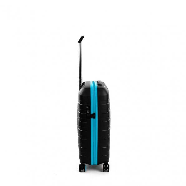 قیمت و خرید چمدان مدل باکس یانگ رونکاتو ایران سایز کابین رنگ مشکی رونکاتو ایتالیا – roncatoiran BOX YOUNG CABIN SIZE RONCATO ITALY 55431801  1