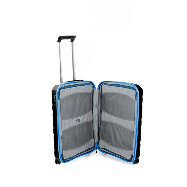 قیمت و خرید چمدان مدل باکس یانگ رونکاتو ایران سایز کابین رنگ مشکی رونکاتو ایتالیا – roncatoiran BOX YOUNG CABIN SIZE RONCATO ITALY 55431801  2