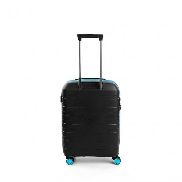 قیمت و خرید چمدان مدل باکس یانگ رونکاتو ایران سایز کابین رنگ مشکی رونکاتو ایتالیا – roncatoiran BOX YOUNG CABIN SIZE RONCATO ITALY 55431801  3