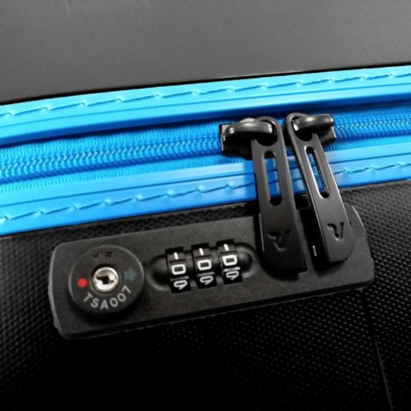 قیمت و خرید چمدان مدل باکس یانگ رونکاتو ایران سایز کابین رنگ مشکی رونکاتو ایتالیا – roncatoiran BOX YOUNG CABIN SIZE RONCATO ITALY 55431801  4