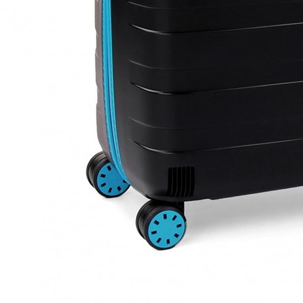 قیمت و خرید چمدان مدل باکس یانگ رونکاتو ایران سایز کابین رنگ مشکی رونکاتو ایتالیا – roncatoiran BOX YOUNG CABIN SIZE RONCATO ITALY 55431801  6