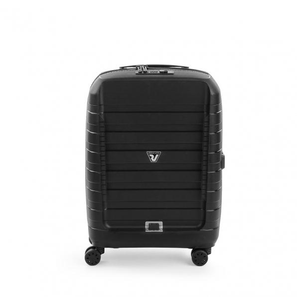 خرید و قیمت خرید چمدان رونکاتو ایران مدل دیباکس رنگ مشکی سایز کابین رونکاتو ایتالیا – roncatoiran D-BOX RONCATO ITALY 55530101 1