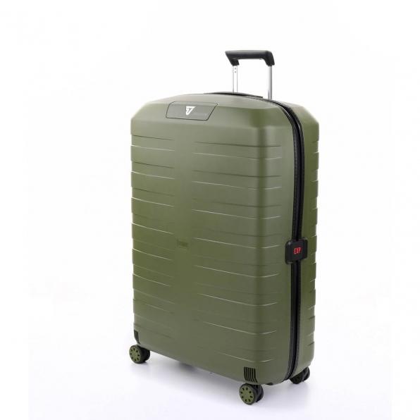 قیمت چمدان رونکاتو مدل باکس 4 رونکاتو ایران سایز بزرگ رنگ سبز رونکاتو ایتالیا  – roncatoiran BOX 4.0 CABIN SIZE RONCATO ITALY 55610157 1