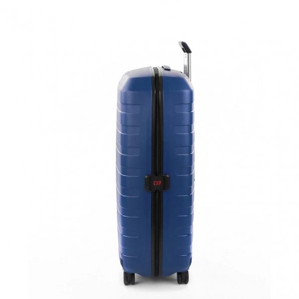 خرید و قیمت چمدان رونکاتو ایتالیا مدل باکس 4 سایز بزرگ رنگ آبی رونکاتو ایران  – roncatoiran BOX 4.0 CABIN SIZE RONCATO ITALY 55610183  2