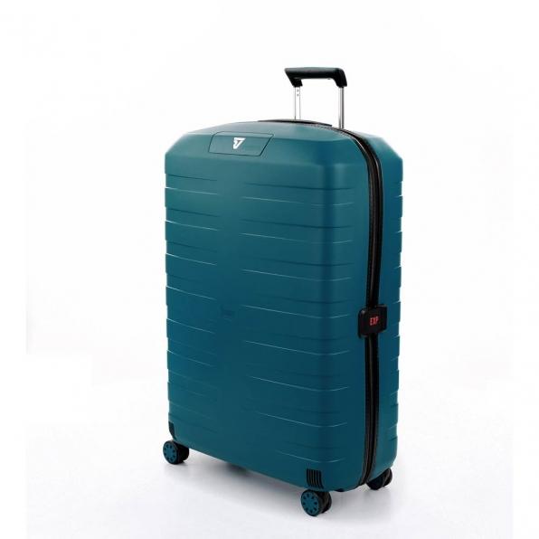 خرید و قیمت چمدان رونکاتو ایتالیا مدل باکس 4 سایز بزرگ رنگ مشکی رونکاتو ایران  – roncatoiran BOX 4.0 CABIN SIZE RONCATO ITALY 55610188 1