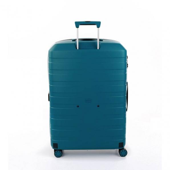 خرید و قیمت چمدان رونکاتو ایتالیا مدل باکس 4 سایز بزرگ رنگ مشکی رونکاتو ایران  – roncatoiran BOX 4.0 CABIN SIZE RONCATO ITALY 55610188 3